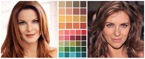 Analiza cromatica si culorile prietene
