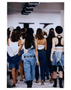 Calvin Klein Jeans Summer '93
