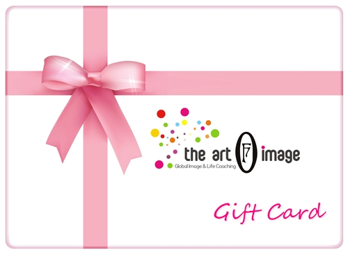 gift card art of image