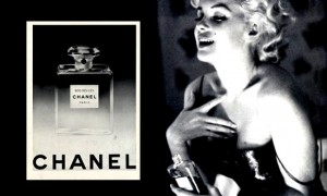 Marilyn Monroe and Chanel No. 5