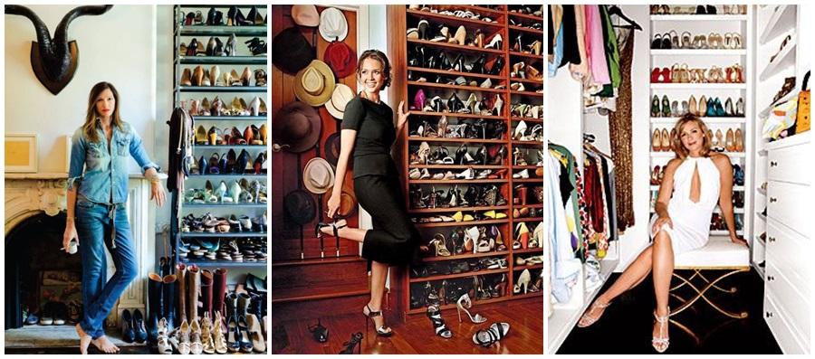 jessica alba kim catrall Jenna Lyons celebrity closets