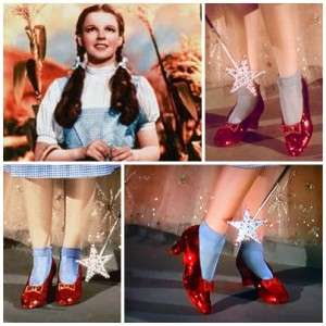 dorothy ruby slippers