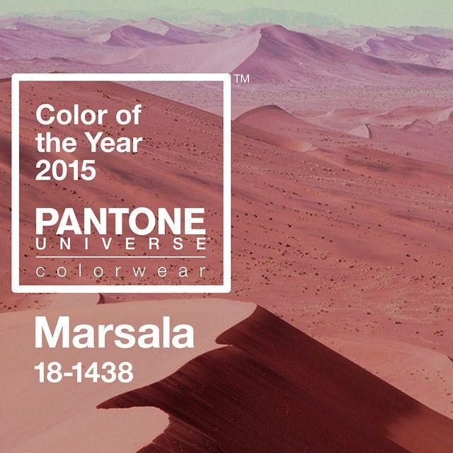 marsala culoarea anului 2015