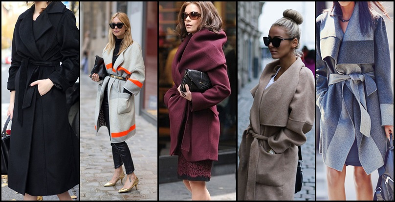 haina iarna oversized robe coat