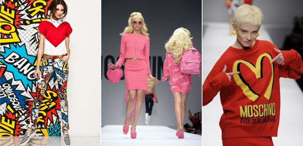 moschino love inspired outfits