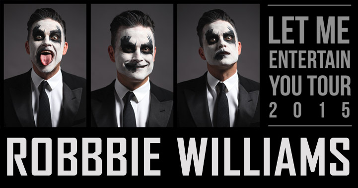 Robbie Williams concert bucuresti 2015