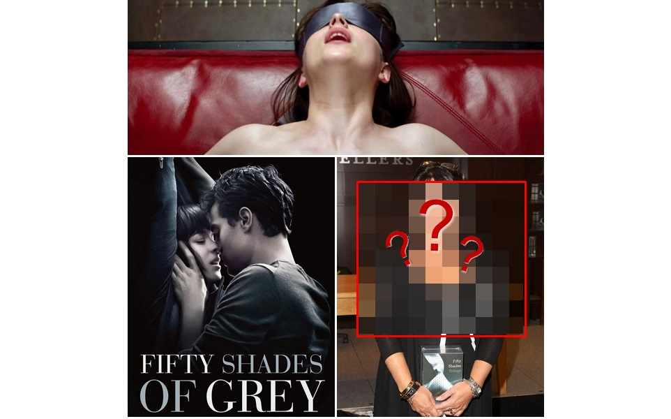 Cum arata autoarea Fifty Shades Of Grey?