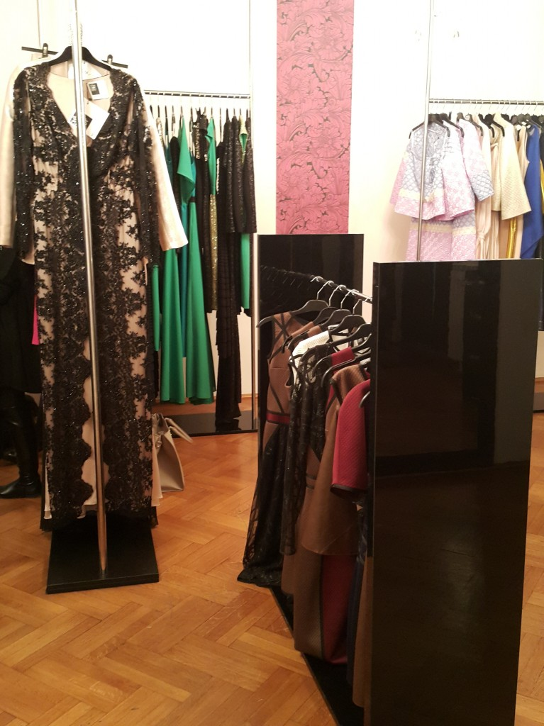 fashion hot spot showroom stephan pelger