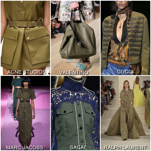 ARMY TREND SPRING 2015