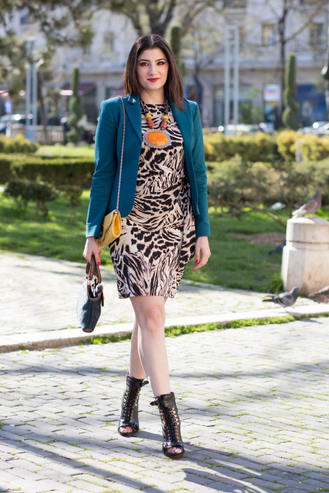 animal print - Mariana Romanica