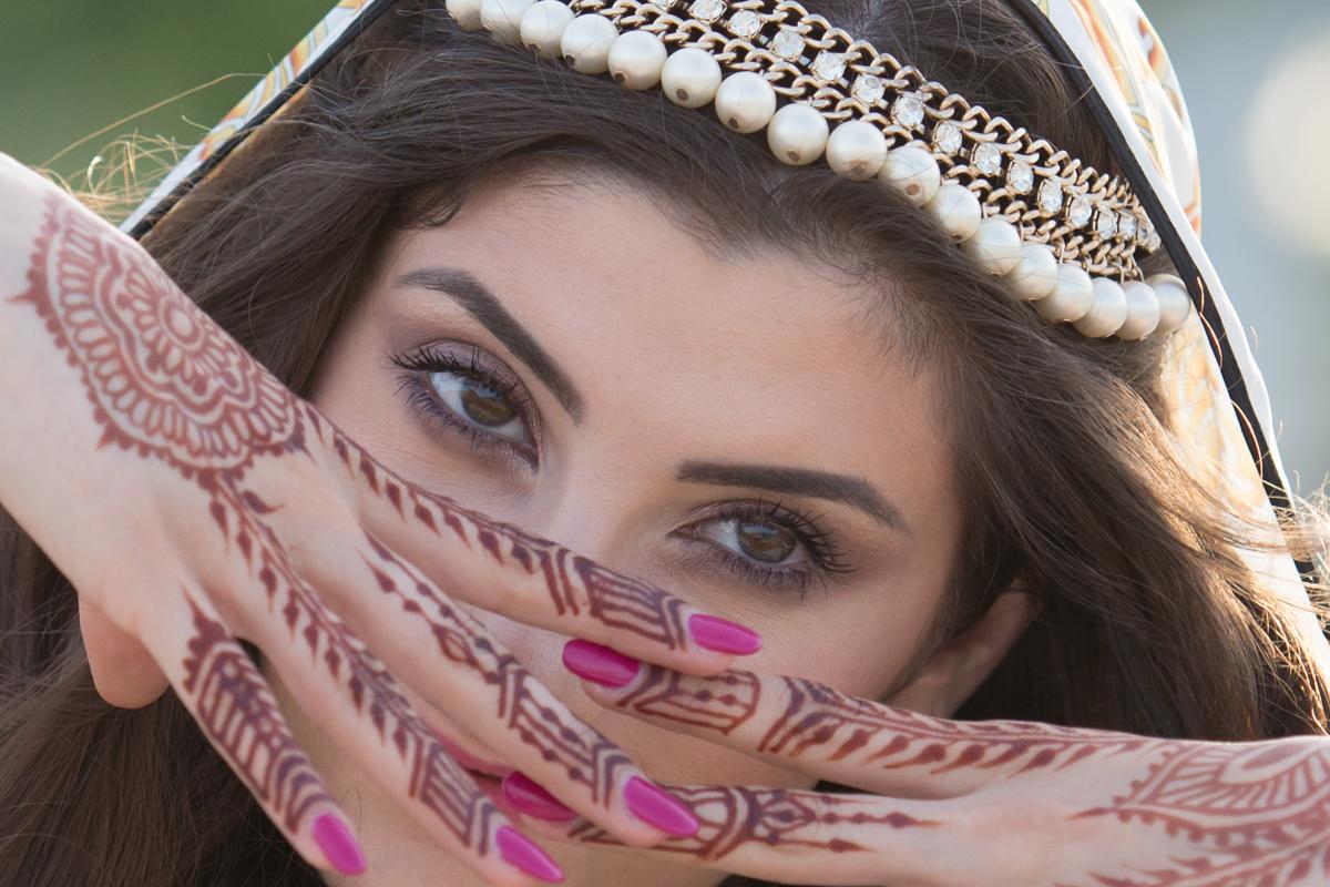 Mascara Miss Manga - Mariana Romanica