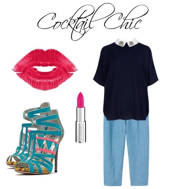 Stil vestimentar chic - Mariana Romanica