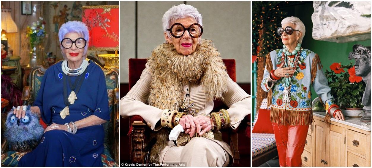 iris apfel fashion style icon