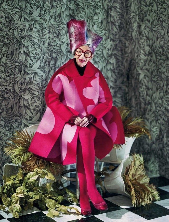iris apfel photos