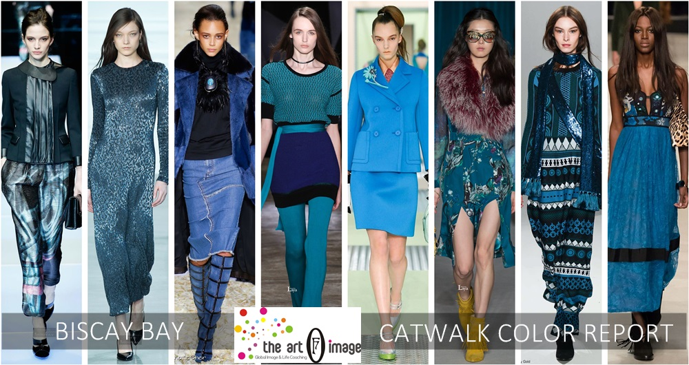 BISCAY BAY CATWALK COLOR REPORT