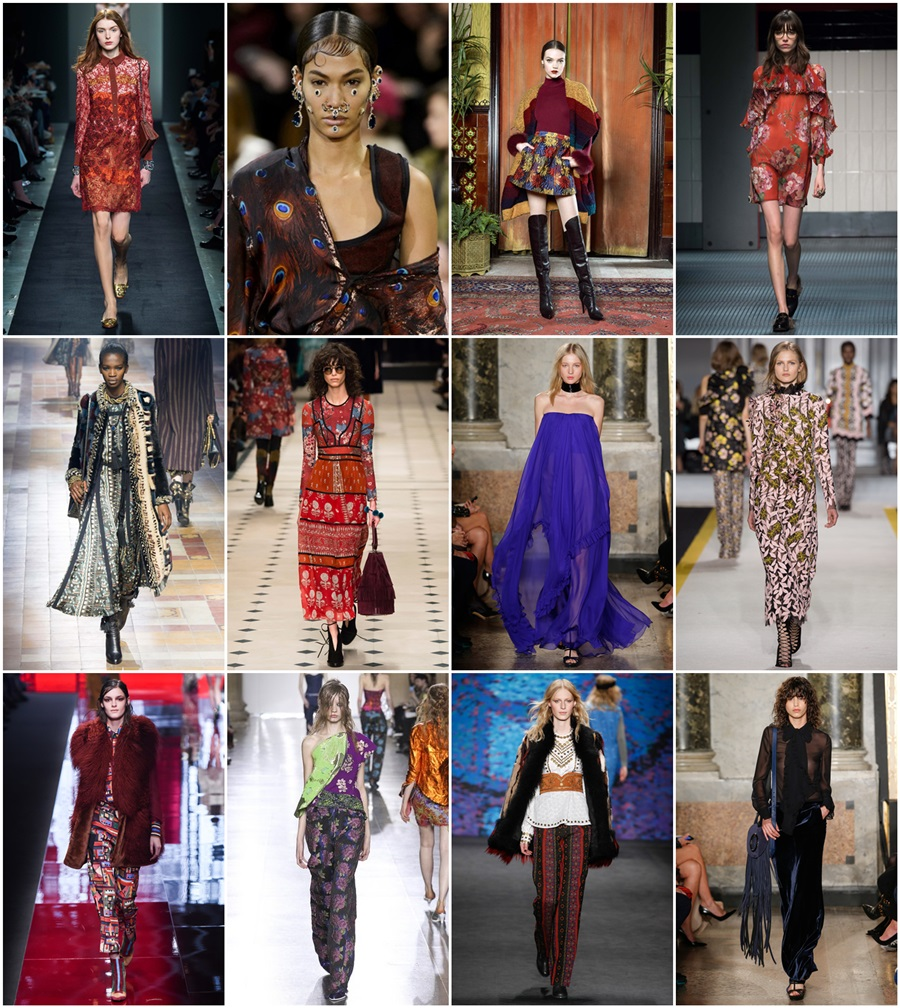 boho fashion trend autumn 2015