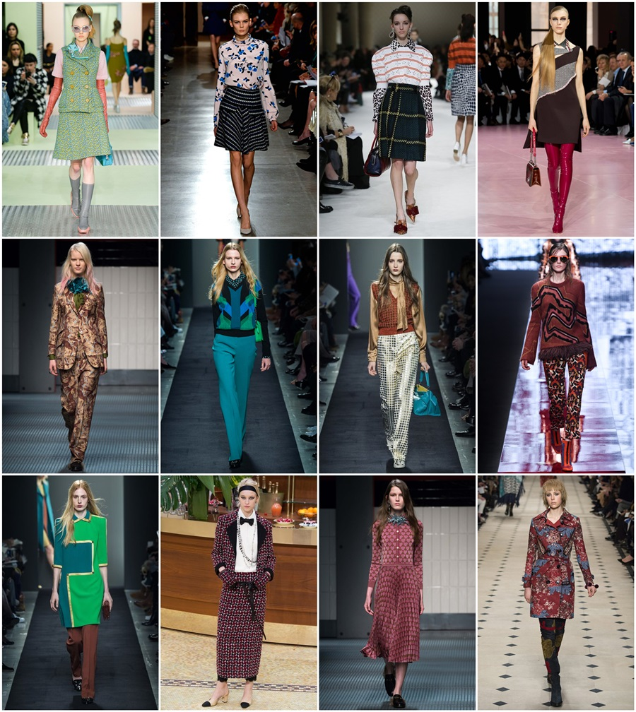 retro fashion trend autumn 2015
