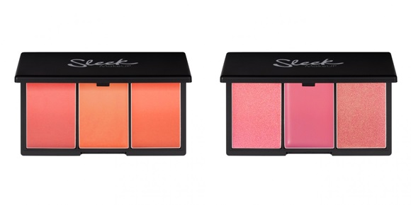paleta blush sleek