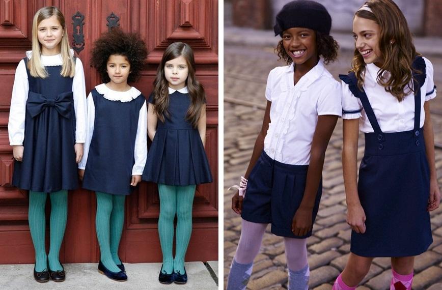 uniforma la scoala
