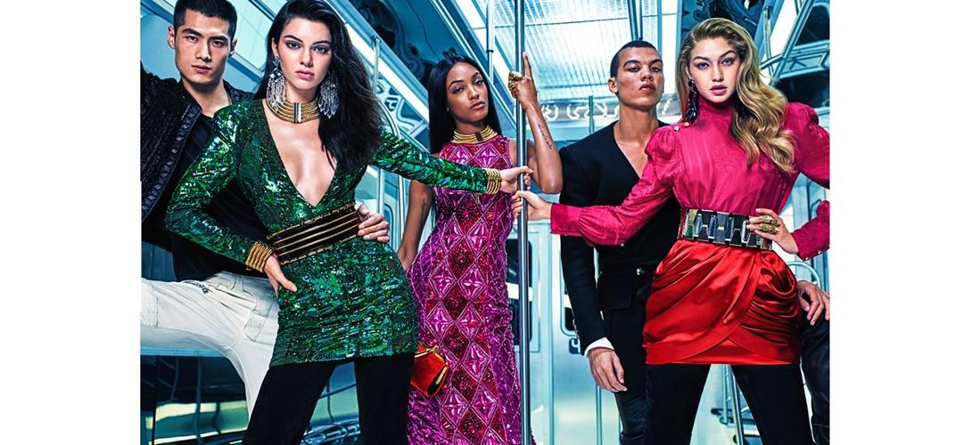 Balmain for H&M – descopera intreaga colectie!