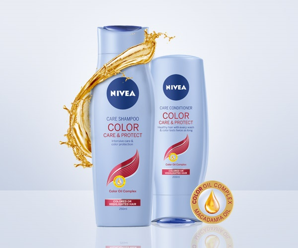 NIVEA new Color Care & Protect
