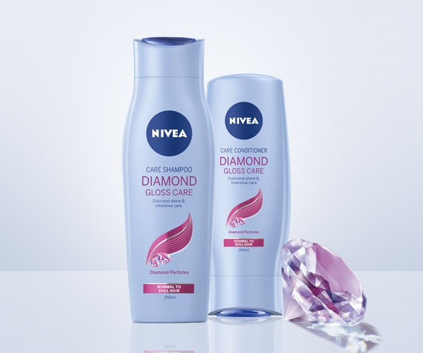 NIVEA new Diamond Gloss