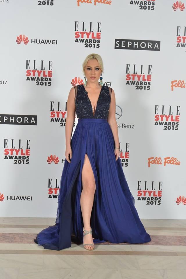 giulia nahmany elle style awards