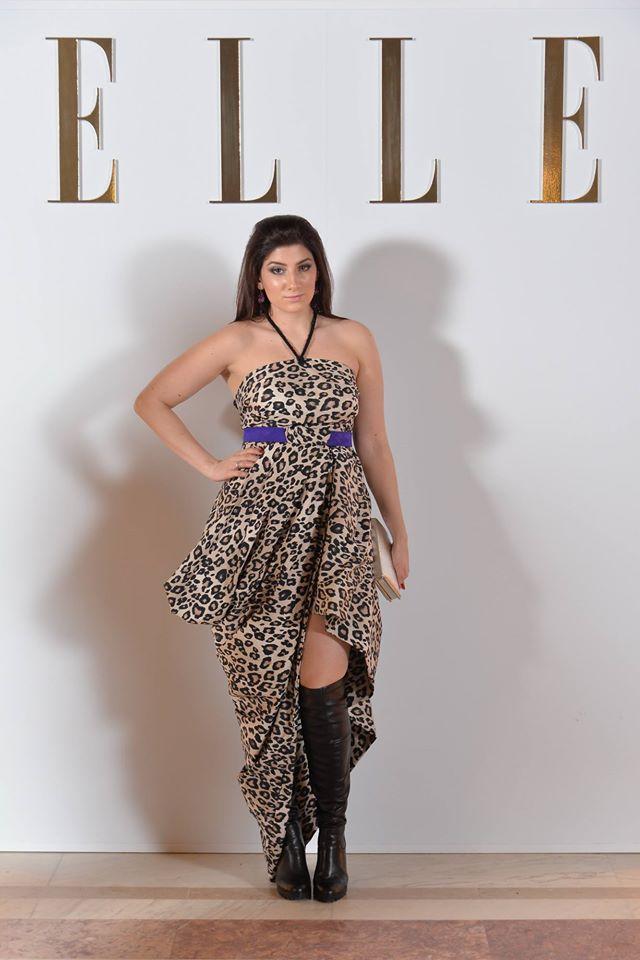 Mariana Romanica Elle Style Awards