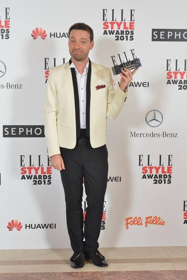 alexandru abagiu elle style awards
