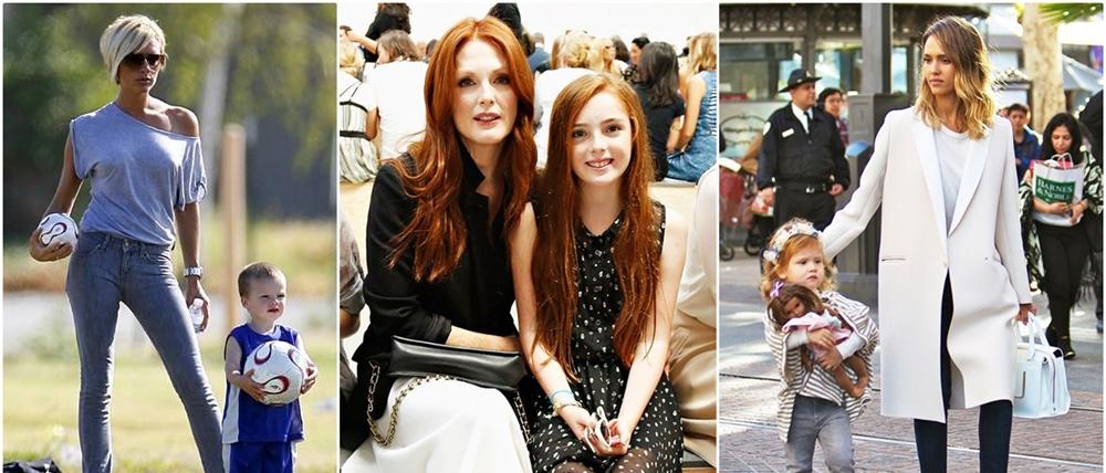 7 idei stilistice pentru mamici chic