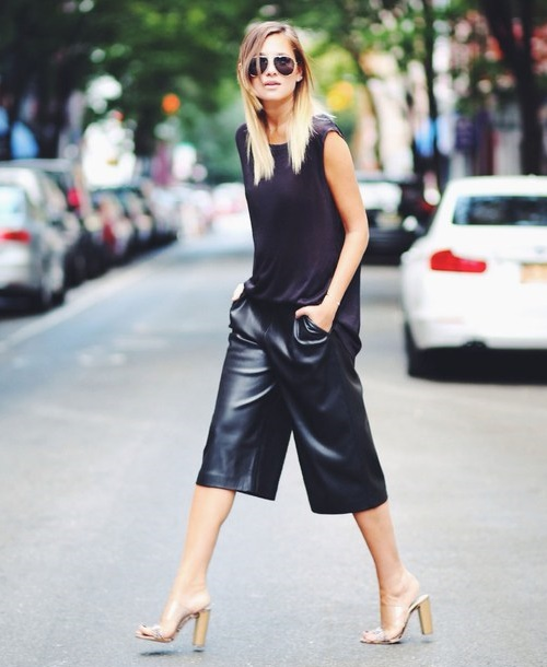 HOT OR NOT: Pantalonii culottes