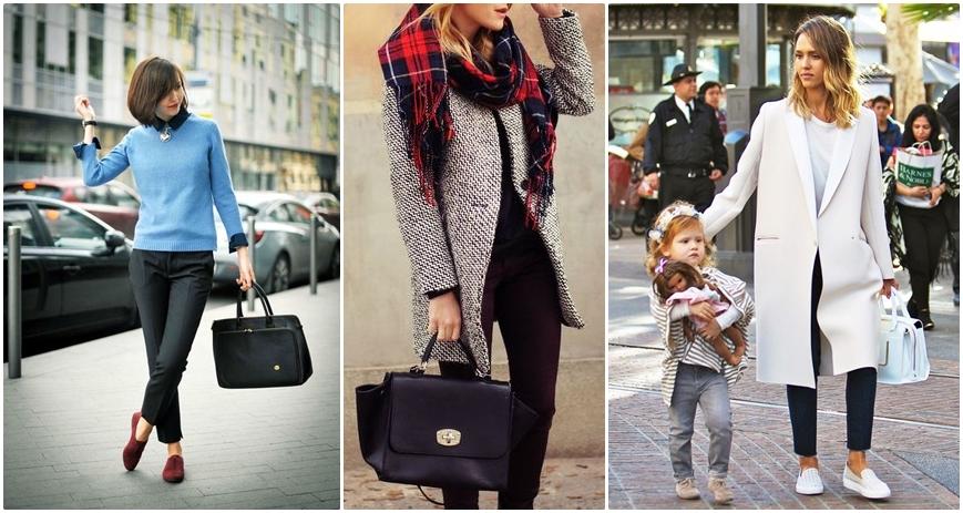 idei stilistice mamici chic