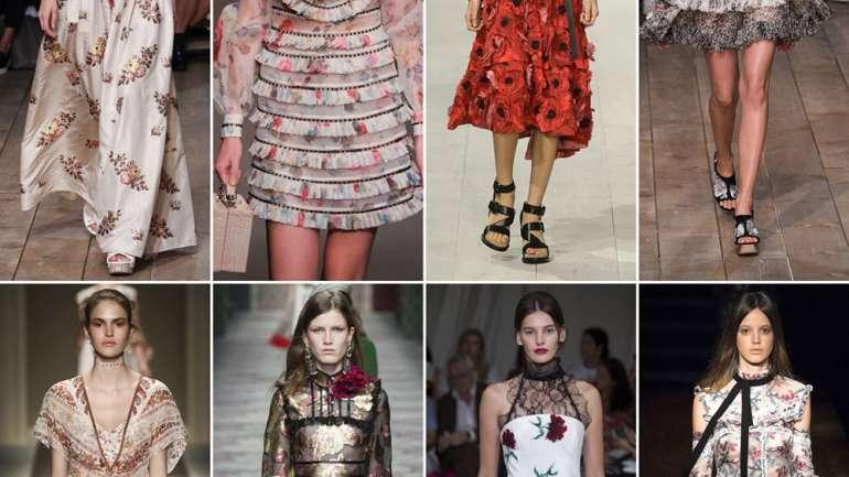 Fashion Report: Tendinţe Primăvară Vară 2016