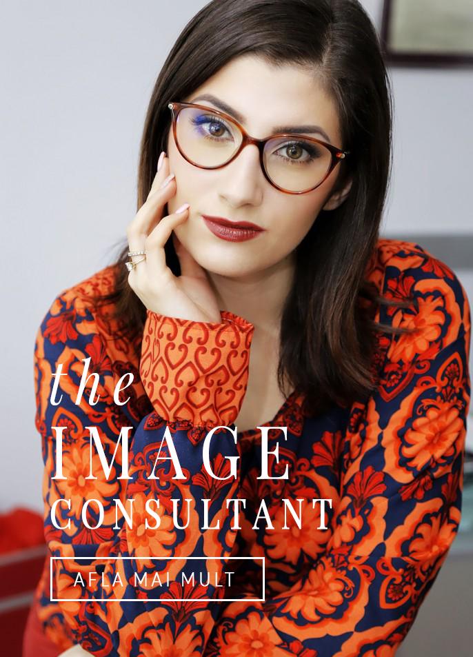 consultanta de imagine mariana romanica