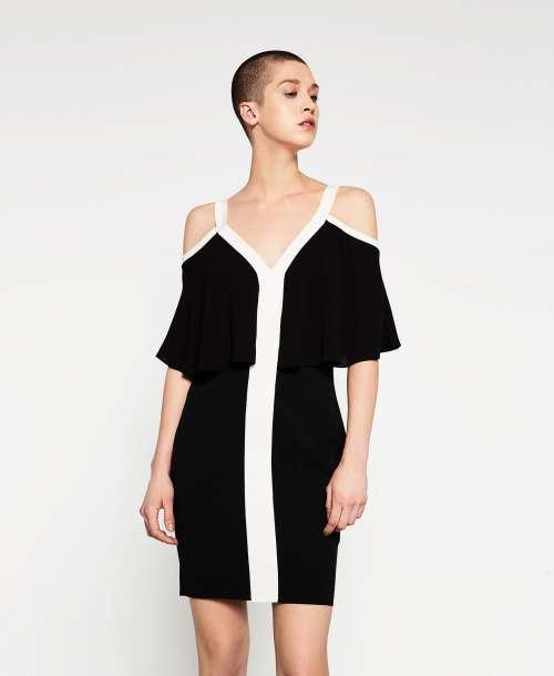 HOT or NOT: rochia cu umeri goi