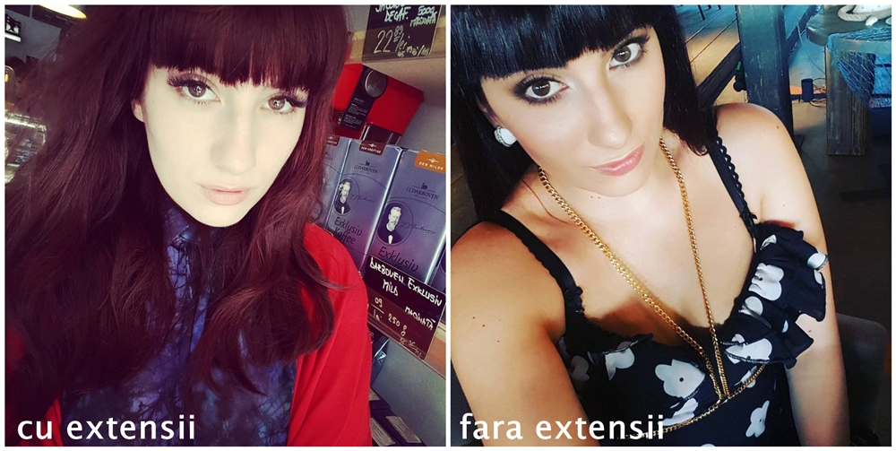 extensii de gene fr cu fir before after