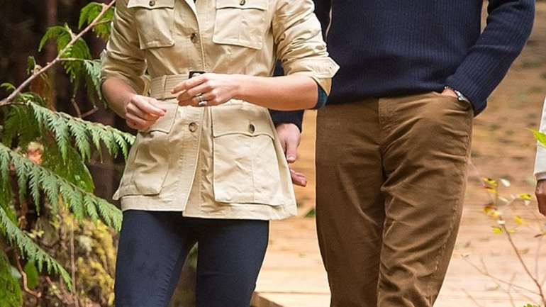 Get her look: Kate Middleton, the casual classic outfit