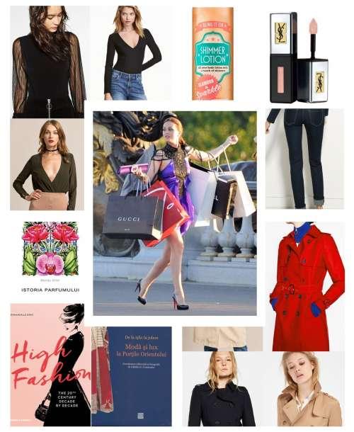 Lista de shopping pentru Octombrie