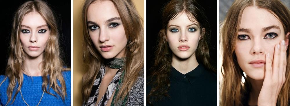 makeup trend toamna 2016 contur negru ochi