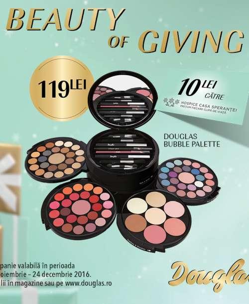 Beauty of Giving – Bubble Palette