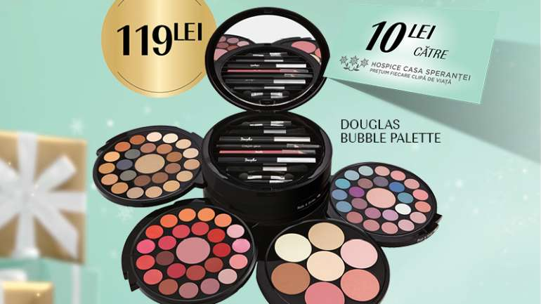 Beauty of Giving – Bubble Palette