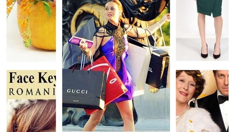 Lista de shopping pentru Noiembrie