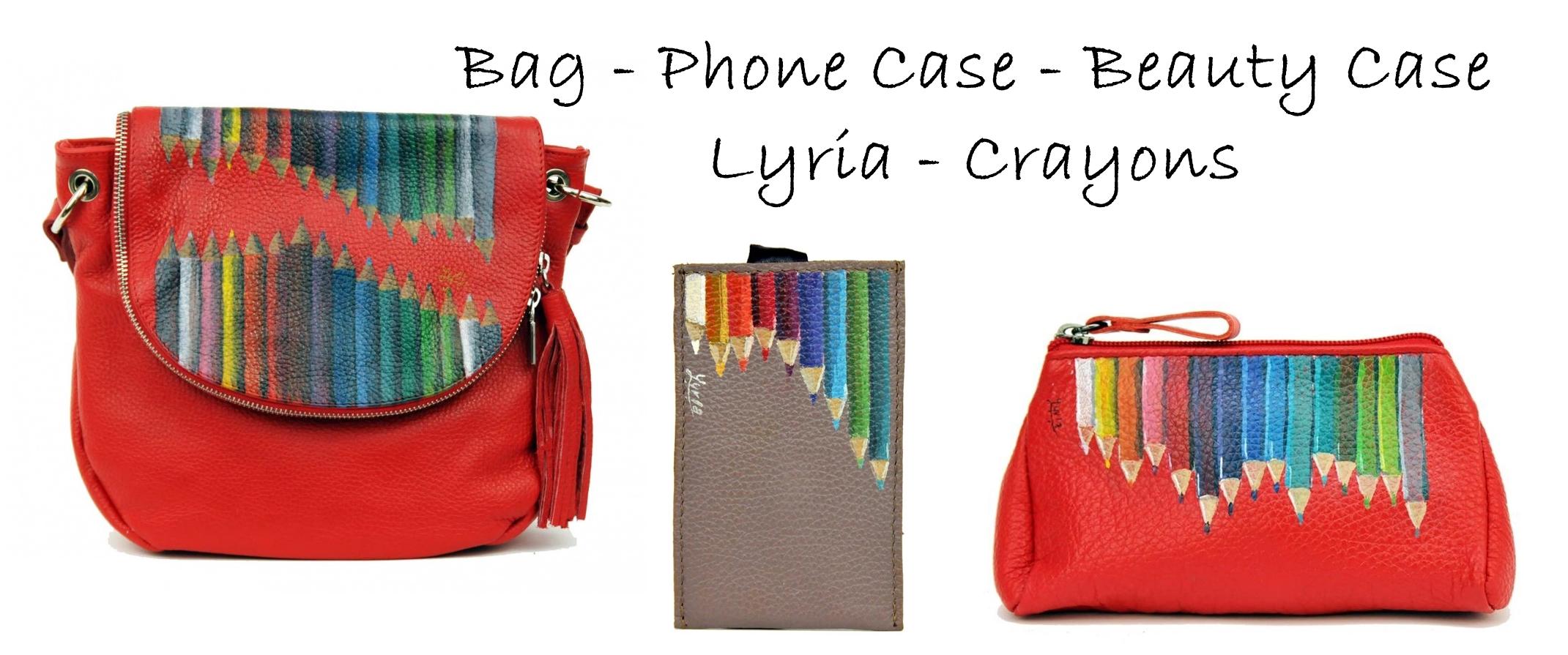 lyria crayons