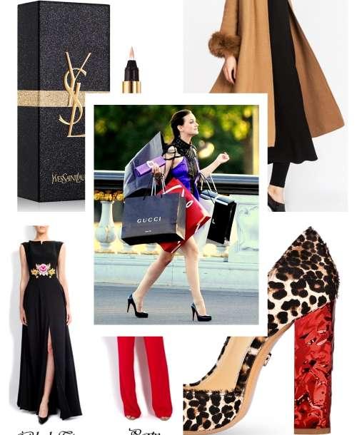 Lista de shopping pentru Decembrie