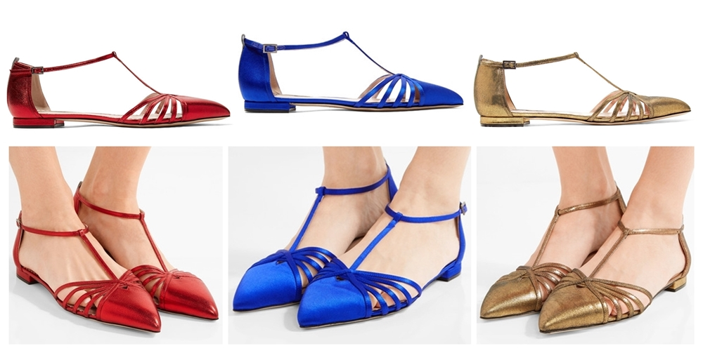 sjp holiday capsule collection flats