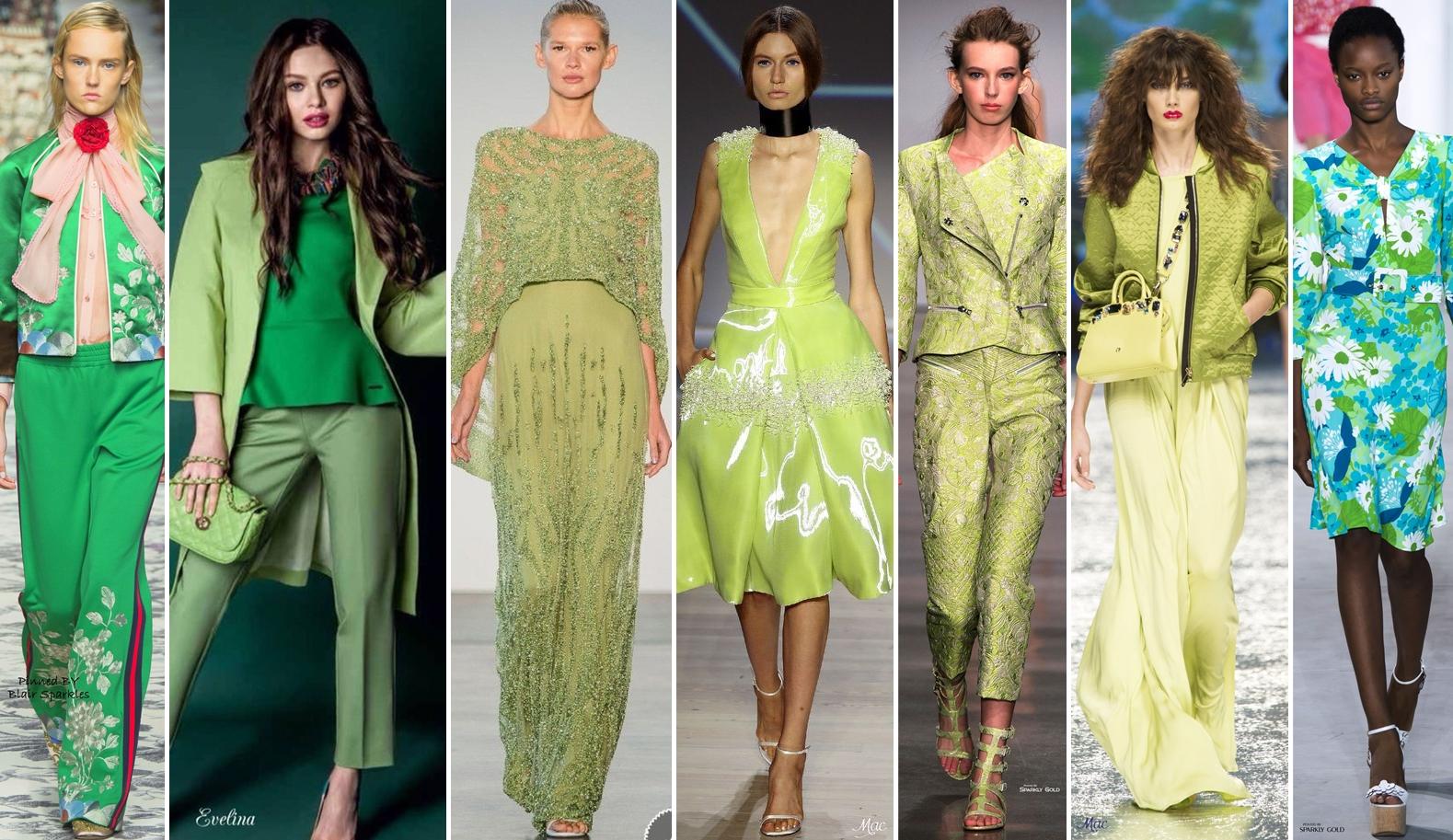 greenery culoarea anului 2017