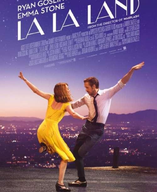 La La Land: culoare, iubire, muzică!