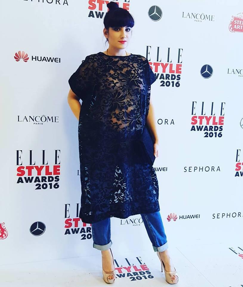 mariana romaica elle style awards