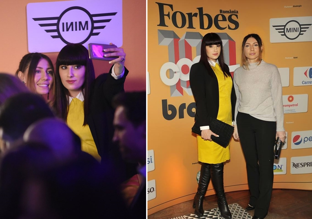 mariana romanica gala forbes 10 cool brands