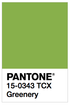 Greenery-Decoration-Color-of-The-Year-2017-Pantone
